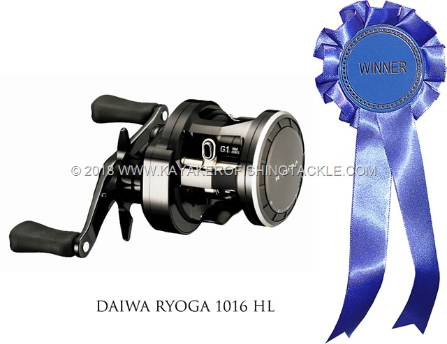 Best-New-Product-Award-2018--Best-Multiplier-Reel