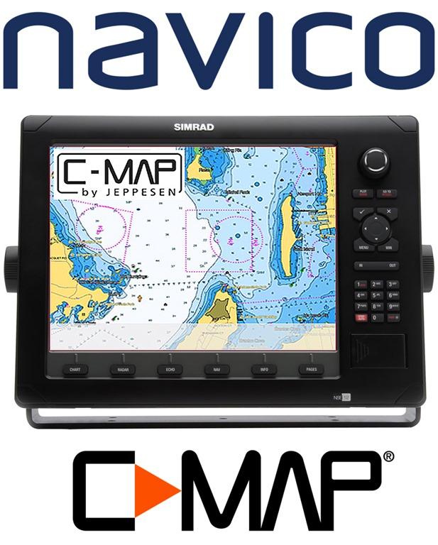 Navico® acquisisce C-MAP