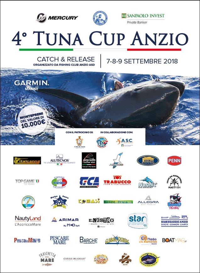 Tunaa Cup Anzio 2018