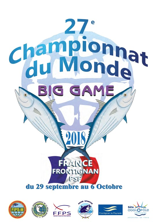 27° Championnat du Monde de Big Game