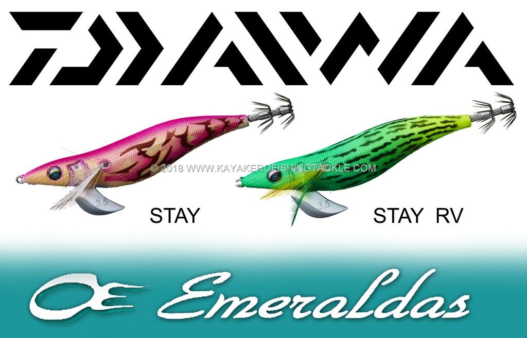 Daiwa Emeraldas Stay e Stay RV