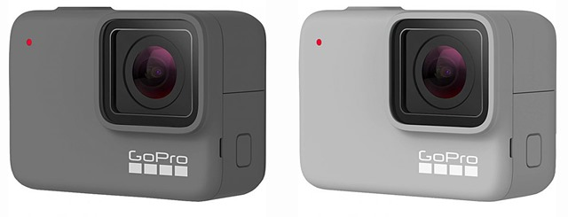 Hero gopro7 rumors Silver White