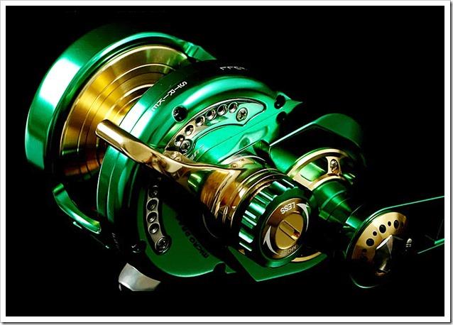 MAXEL Rage  green 1