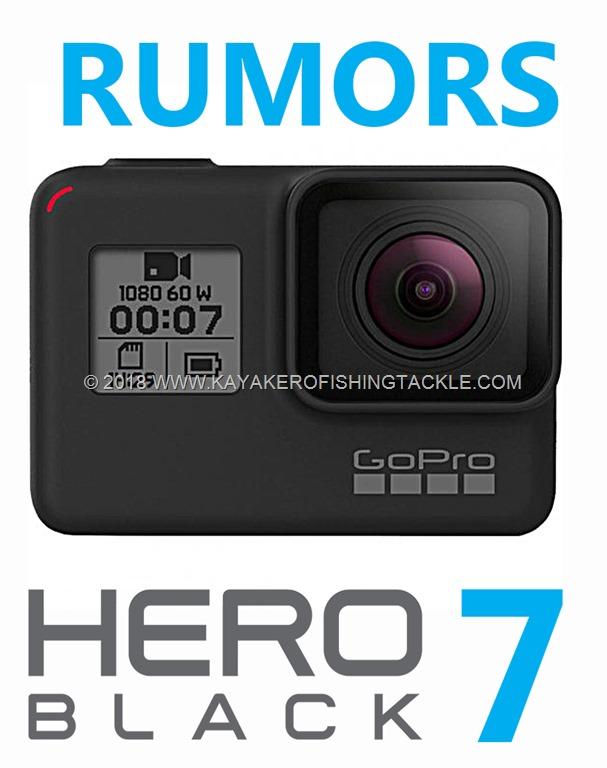 Rumors GoPro Hero 7