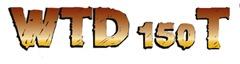 WTD 150 logo