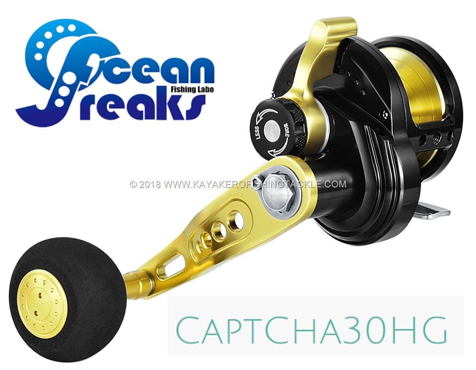 Ocean Freaks Captcha #30HG