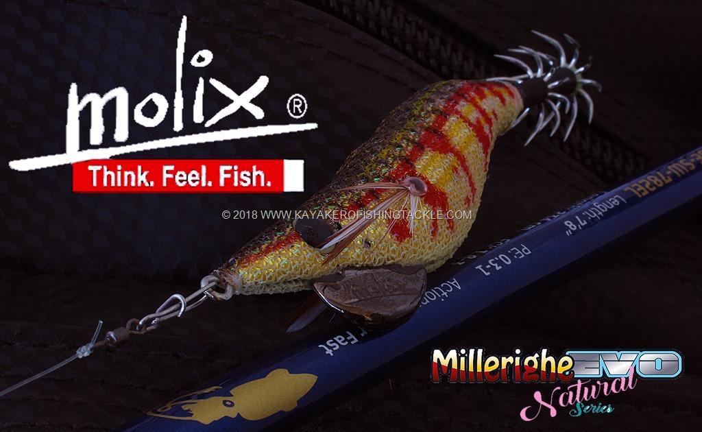 Molix Millerighe Evo Natural Series