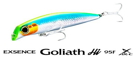 Shimano Exsence Goliath 95F