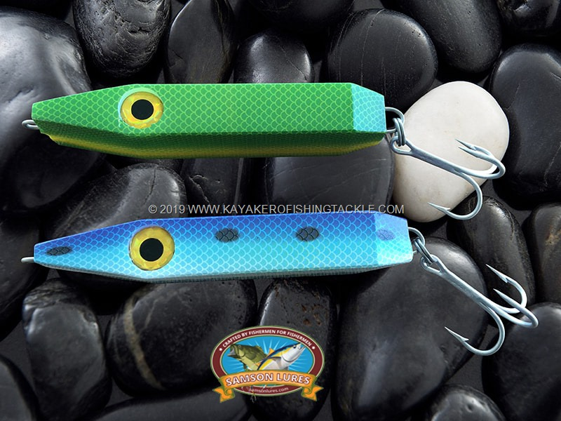 Fat Minnow Samson Lures