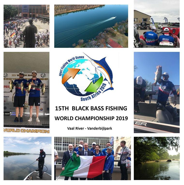 15° Black Bass Fishing World Championship 2019 Report