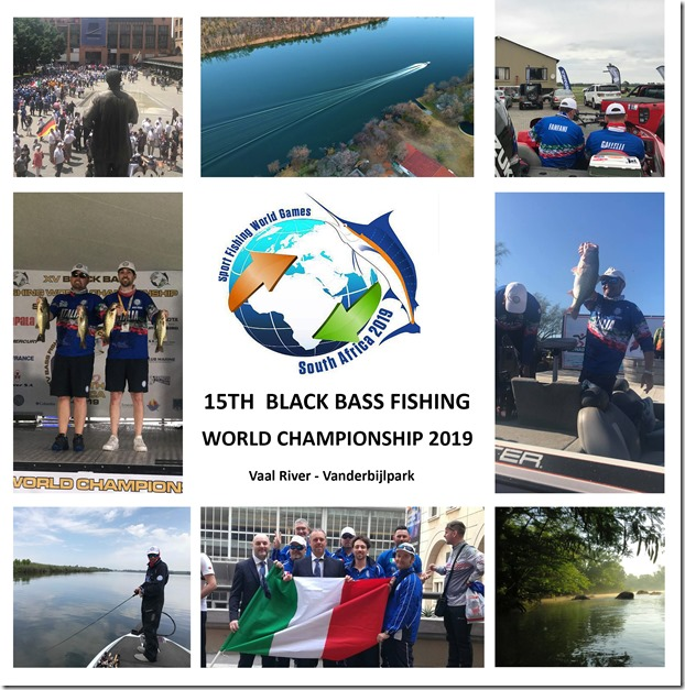 15 Black Bass Fishing World Championship Sud Africa