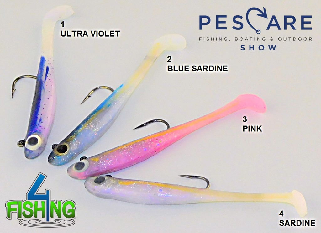 Bertox Sea Bass Candy a Pescare Show