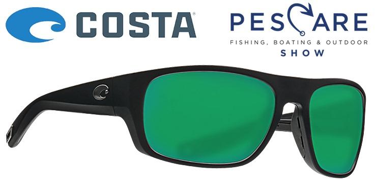 Costa nuovi occhiali 2019 a Pescare Show