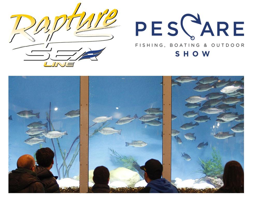 Rapture a Pescare Show