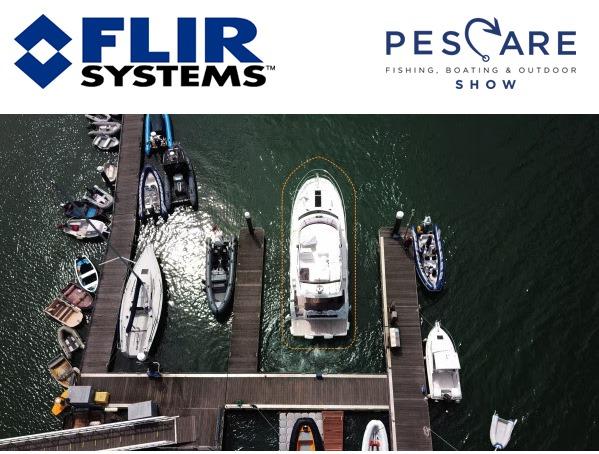 Raymarine FLIR Pescare Show
