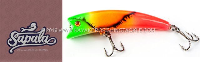 SAPALA LURES cover
