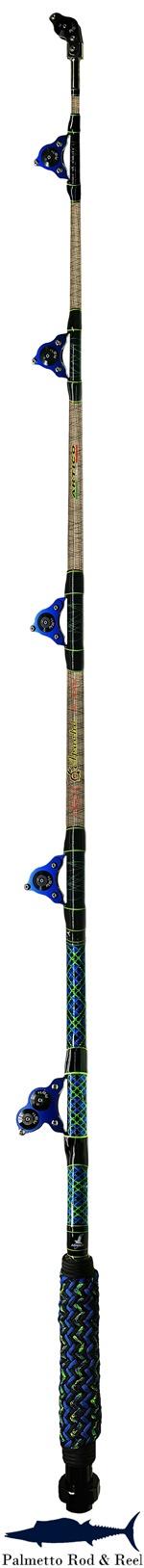 Palmetto Rod Unlimited Artico Ab1 verticale