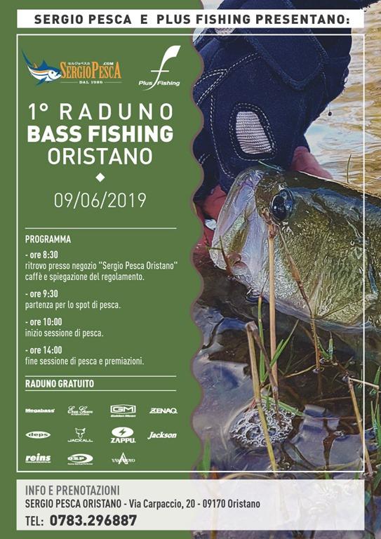 1° Raduno Bass Fishing Oristano