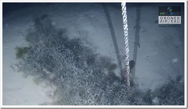 Corpo morto a 54 mt lago Bourget Aix les Bains