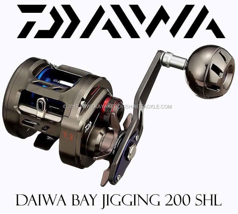 Daiwa Saltiga BJ 200SHL