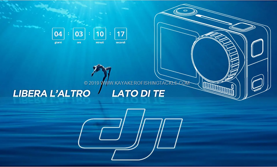 DJI Osmo Action rumors