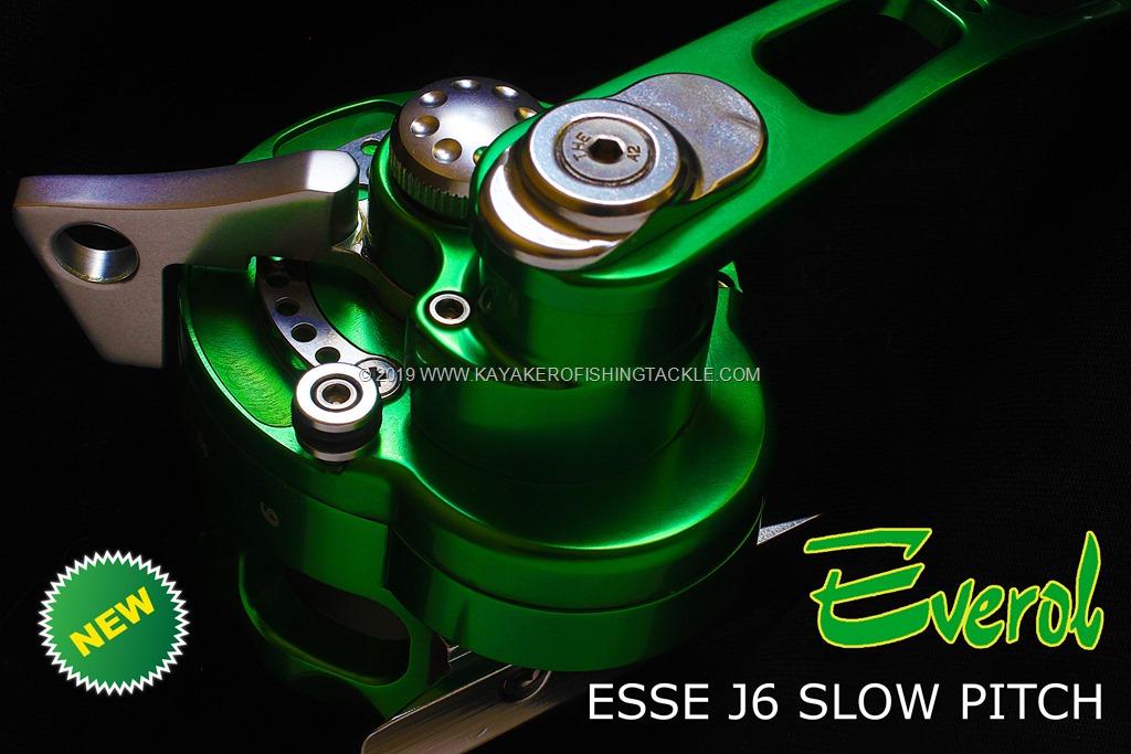 Everol ESSE J6 Slow Pitch