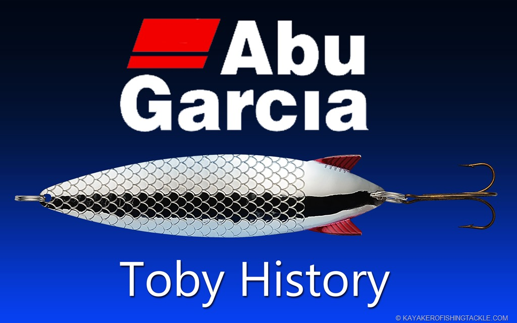 ABU GARCIA Toby la Storia