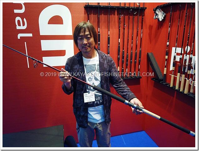 EFTTEX-2019-Brussels-Fishman-japan-rods