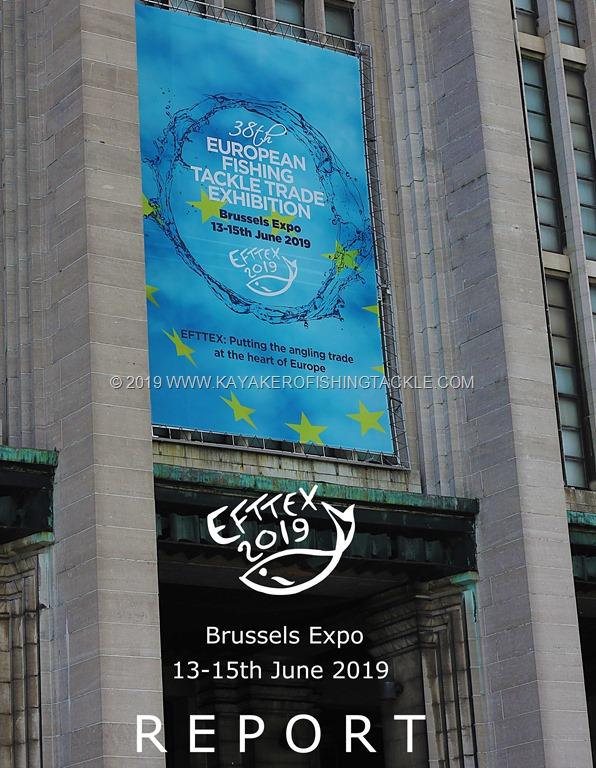 EFTTEX 2019 Brussels Report (Terza Parte: Kayak e Accessori )