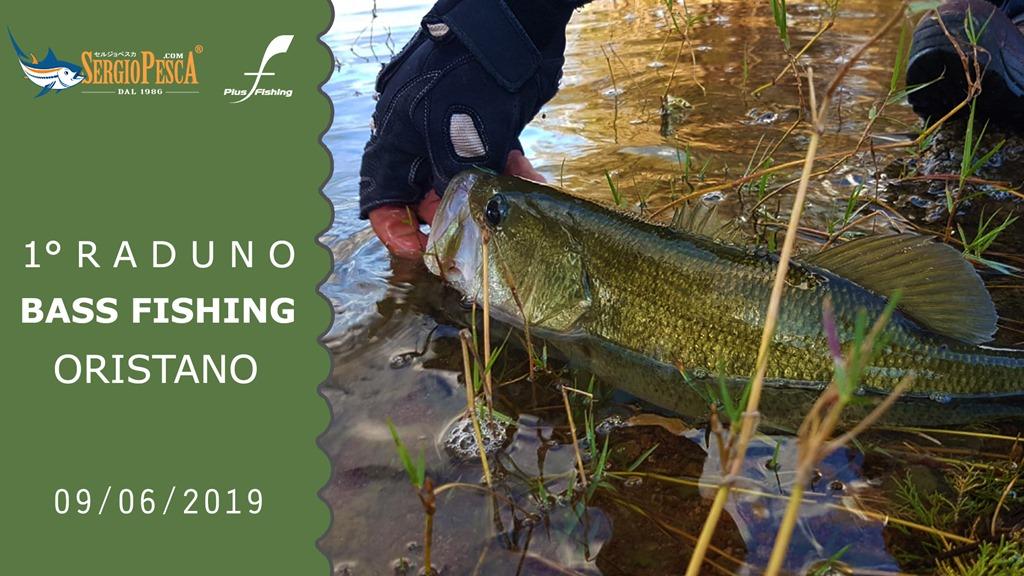 1° raduno Bass Fishing Oristano 2019 premiazione