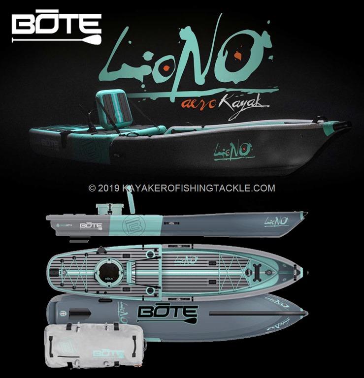 Bote Lono aero kayak