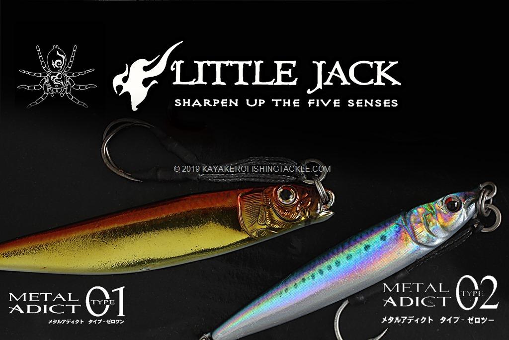 Little Jack Metal Adict 01 e 02