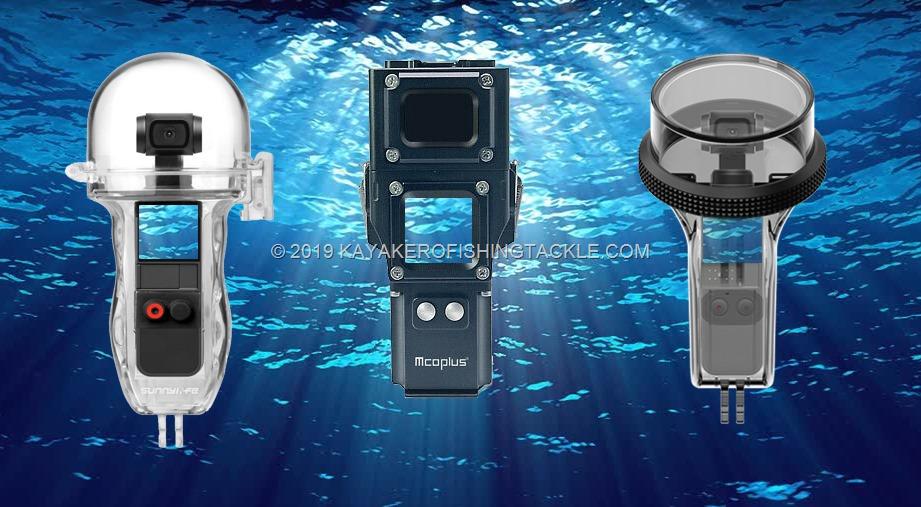 DJI Osmo Pocket underwater case