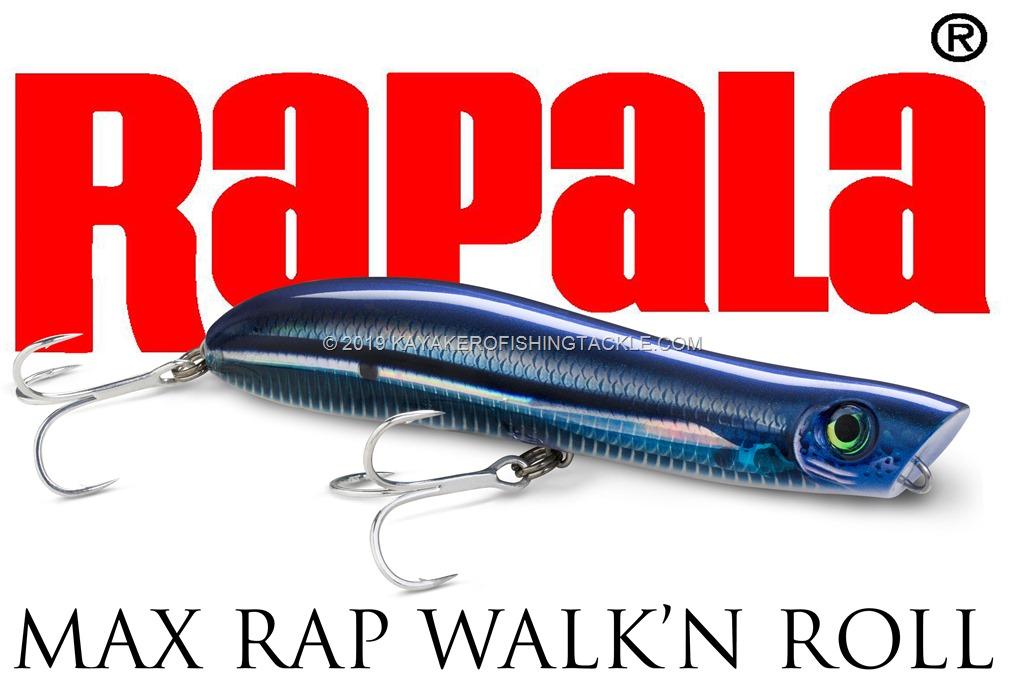 Rapala Max Rap Walk'N Roll