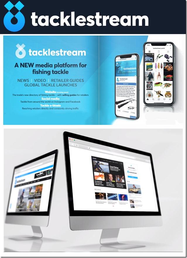 TACKLESTREAM New web platform cover 2