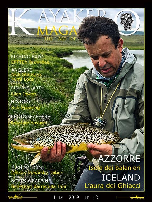 Kayakero Magazine July 2019 n°12