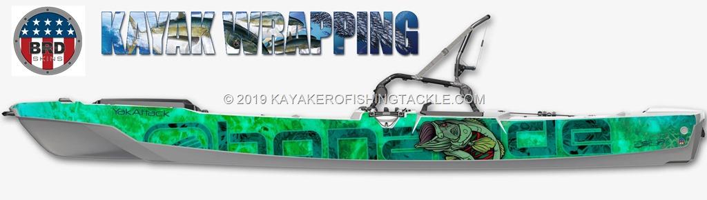 Kayak Wrapping