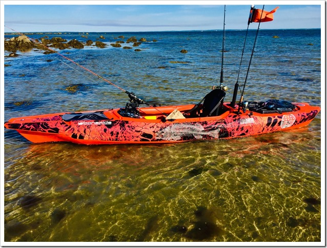 Kayak wrapping foto