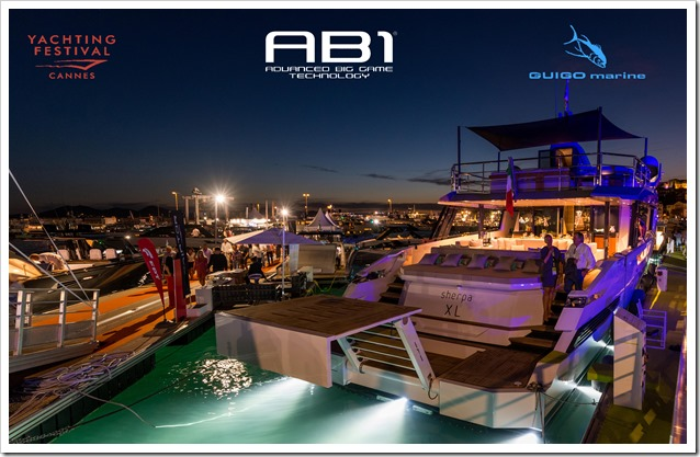 AB1 Tackle a Festival Cannes