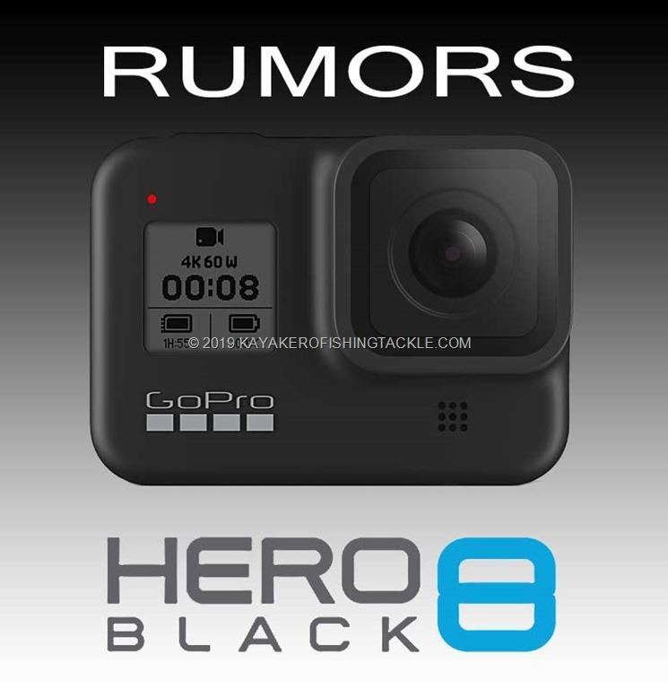 GoPro Hero 8 rumors