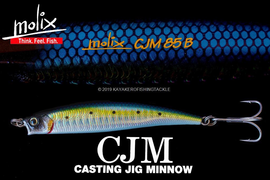 Molix CJM Casting Jig Minnow