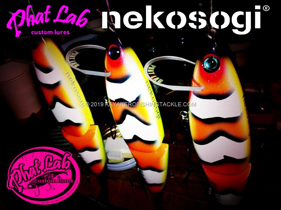 Path Lab Nekosogi custom lures