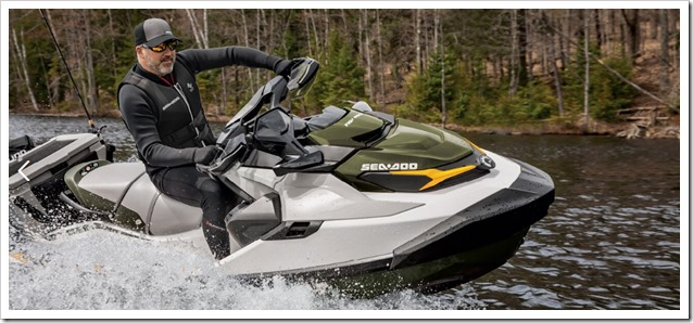 SEADOO-FISH-PRO-Jetski-fishing action