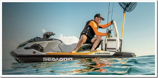 SEADOO-FISH-PRO-Jetsky-fishing features
