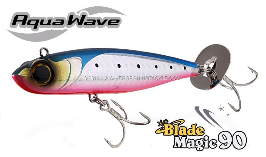 Aqua Wave  Blade Magic 90 clona Power Tail