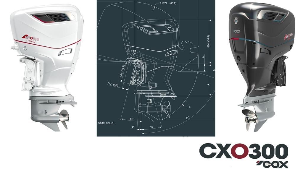 Cox Powertrain CXO300