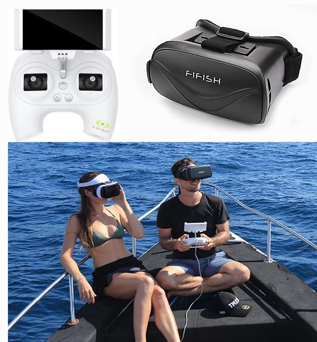QYSEA FIFISH V6 VR