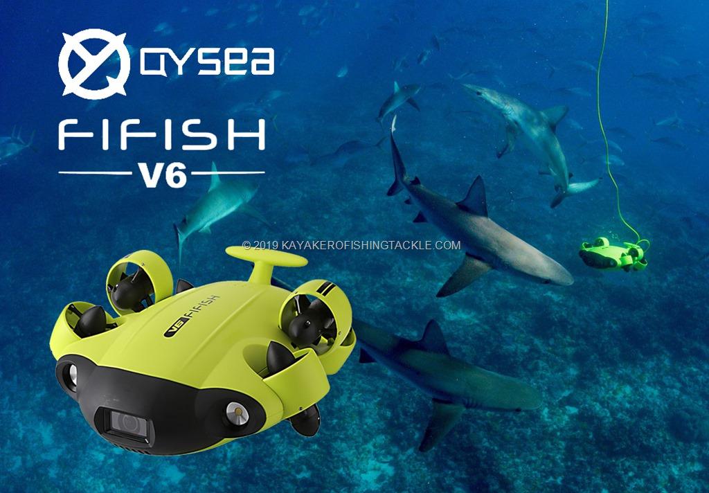 Qysea FIFISH V6 drone sub