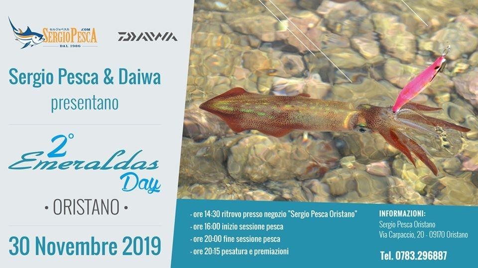 2° Emeraldas Day Sergio Pesca Oristano