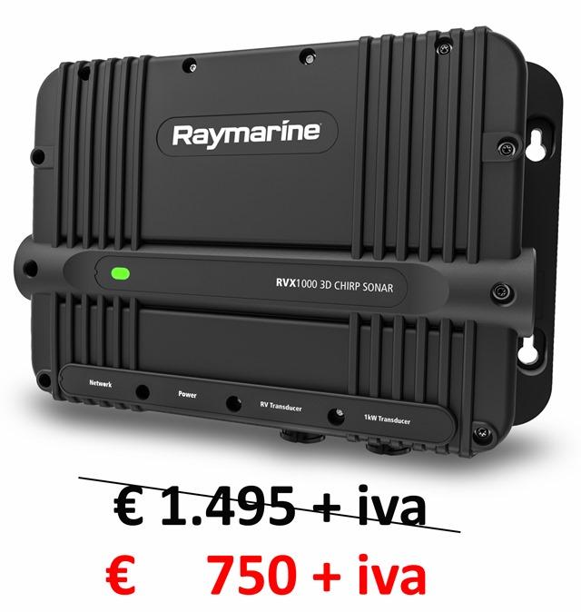 RVX1000 offerta